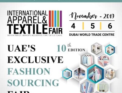 INTERNATIONAL APPAREL&TEXTILE FAIR 2019 in Dubai